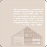 Habitat Trails . . . a manual for affordable green neighborhood development by Community Design Center