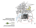 Ralph Bunche Agape Neighborhood Vision Plan by Community Design Center