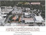 Willow Heights Livability Improvement Plan by Community Design Center