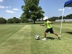 Testing Turf Grass 27