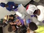 Liquid nitrogen ice cream 8