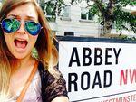 #AbbeyRoadSelfie