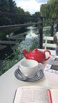 Tea Time by Meghan Zanone