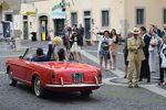 A Cloudy Day, An Italian Wedding, & A Red Fiat by Christine Carroll
