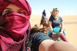 Typical Desert Selfie by Alison Michalak