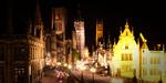 Ghent Never Sleeps by Zachary Tolar