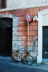 Bikes of Rome by Hudson Surber