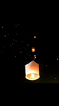 Floating Lantern Festival Chinese New Year in Thailand by Madison Keller