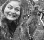 Kangaroo and I by Anna Castleberry