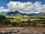 Mozambican Mountains by Taylor Peabody
