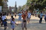 Ciutadella Park by Hannah Taylor
