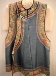 12 Han-style silk vest