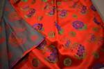 13a Chima (Korean skirt) detail