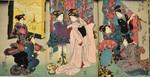 15b Album of Woodblock Prints (interior detail 02)